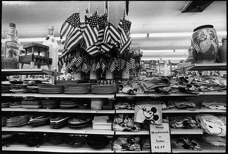 P robert d#039;alessandro, i new york city/i, 1972/p p vintage gelatin silver print, 8 7/8 x 13 3/16 in