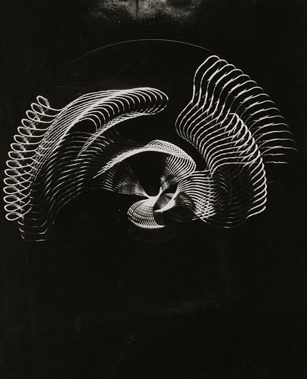 Herbert Matter, Untitled 1948, Vintage gelatin silver print