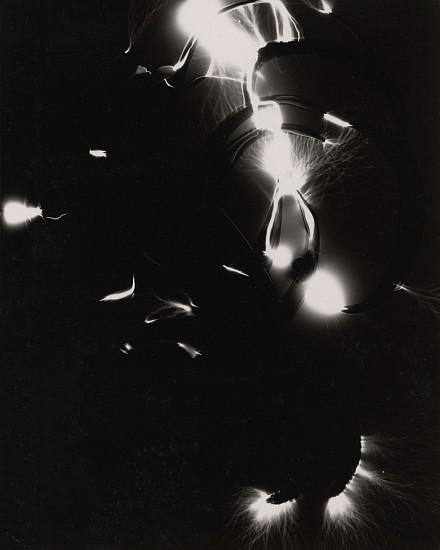 Herbert Matter, Untitled c. 1944, Vintage gelatin silver print