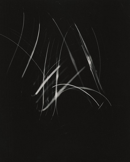 Herbert Matter, Untitled c. late 1940s, Vintage gelatin silver print