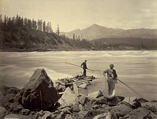 Past Exhibitions: Celebrating the American West: 19th Century Mammoth Plate Photographs Feb  7 - Apr 29, 2006