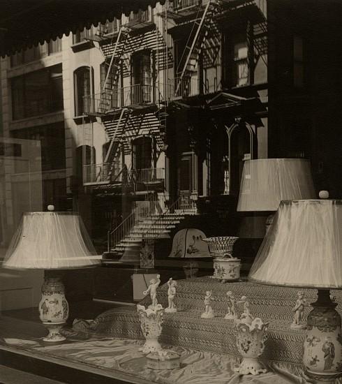 Eliot Elisofon, Sloan's 5th Ave. 1937, Vintage gelatin silver print
