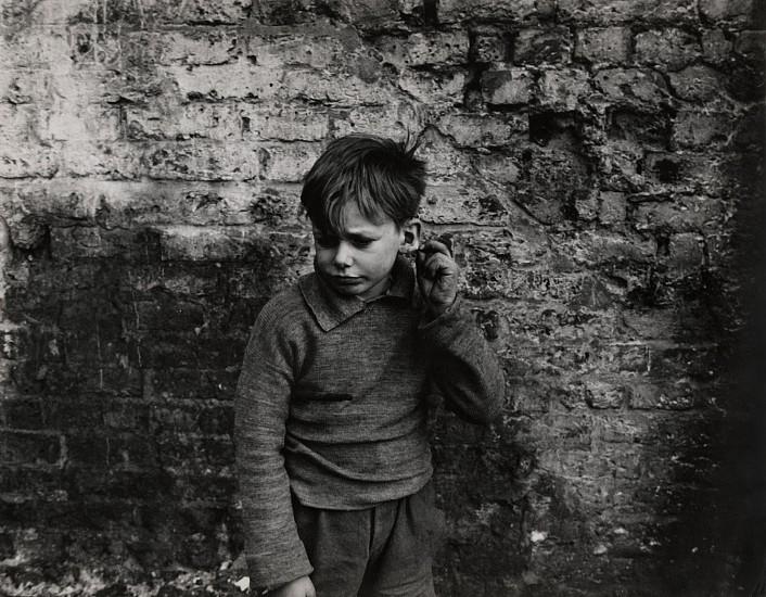 Roger Mayne, Bomb Site, Portland Road, North Kensington, London 1958, Vintage gelatin silver print