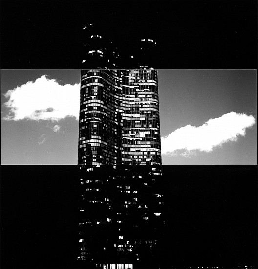 Kenneth Josephson, Chicago 1973, Vintage gelatin silver print collage