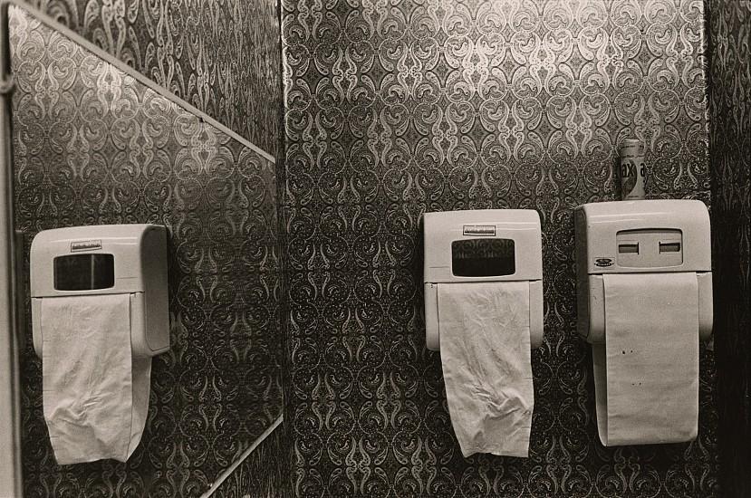 Richard Gordon, Men's Room of the Village Gate c. 1971, Vintage gelatin silver print