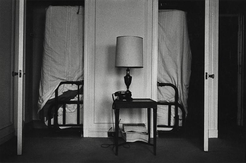 Richard Gordon, Windemere Hotel, Chicago 1973, Vintage gelatin silver print