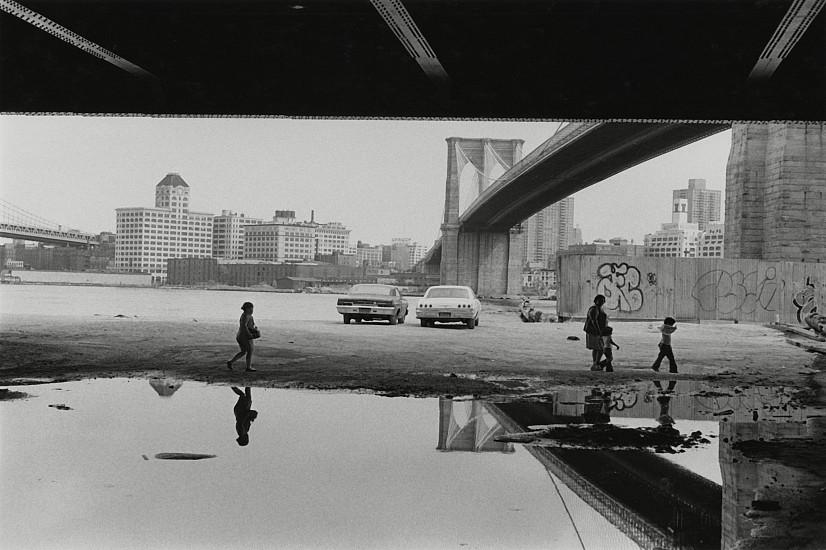 Richard Gordon, New York City 1977, Vintage gelatin silver print