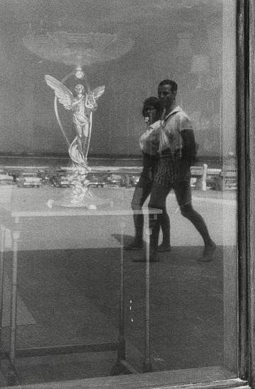 Robert Frank, Daytona Beach, Florida 1959, Gelatin silver print