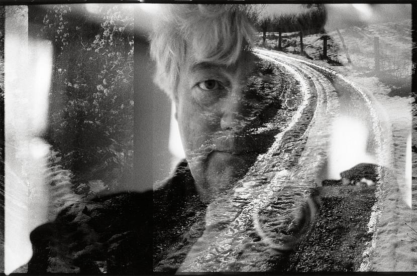 Machiel Botman, Self-Portrait Mountains 2012, Gelatin silver print