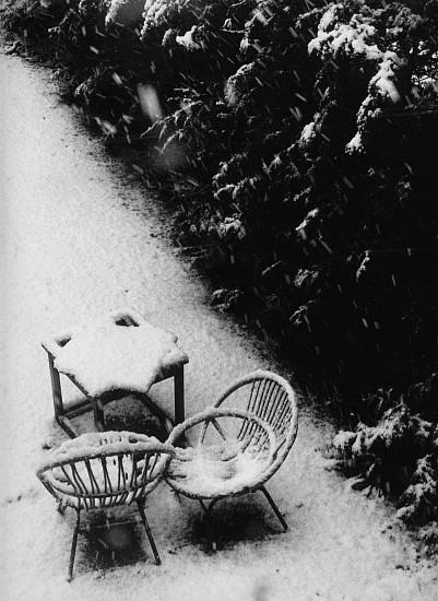 Machiel Botman, From My Window, Haarlem 1988, Gelatin silver print