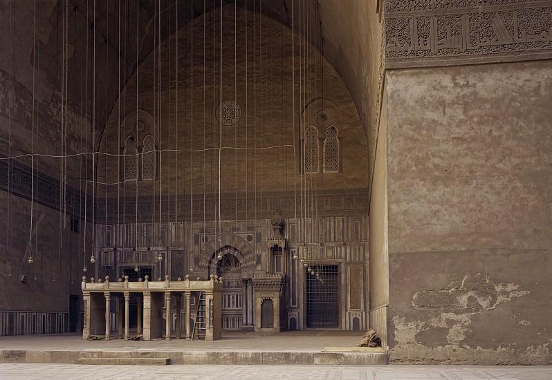 Adam Bartos, Cairo, Egypt (Sultan Hassan Mosque) 1980, Pigment print