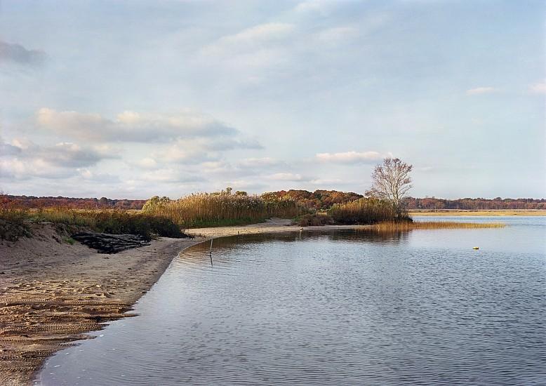 Adam Bartos, Louse Point, Springs, NY 2010, Color carbon print