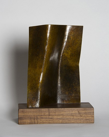 Joe Gitterman ,   Torso 3  ,  2015     Bronze ,  11 1/2 x 8 1/2 x 3 1/2 in. (29.2 x 21.6 x 8.9 cm)     7328
