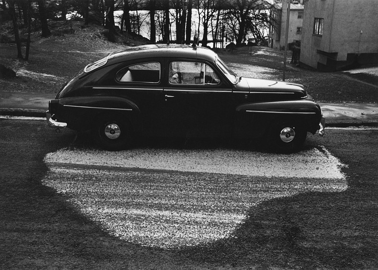 Kenneth Josephson, Stockholm 1967, Vintage gelatin silver print