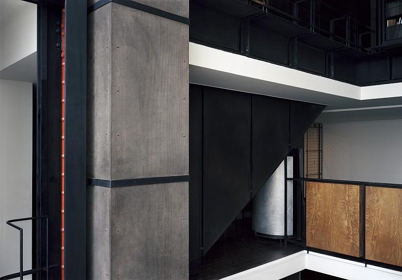 Adam Bartos, Maison de verre (B762v2) 2011, Pigment print