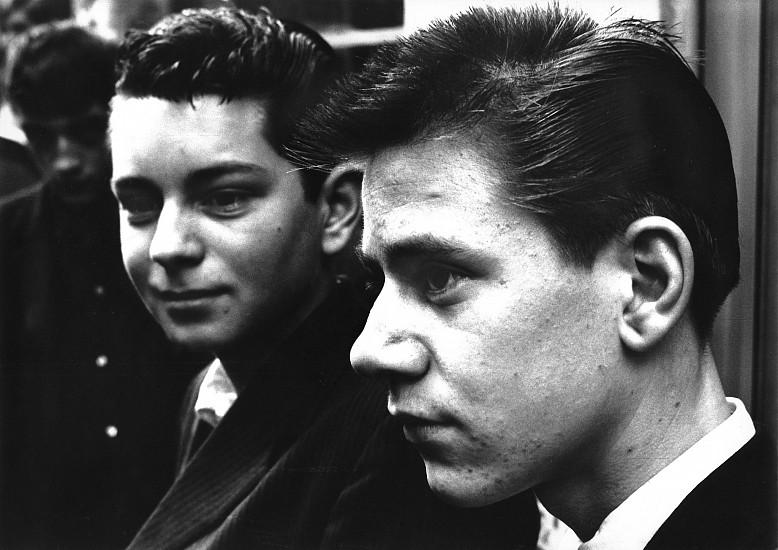 Roger Mayne, Teenagers, Soho 1959, Vintage gelatin silver print