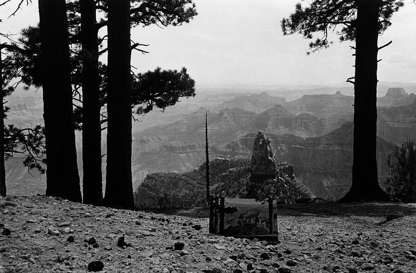 Kenneth Josephson, Grand Canyon 1971, Vintage gelatin silver print