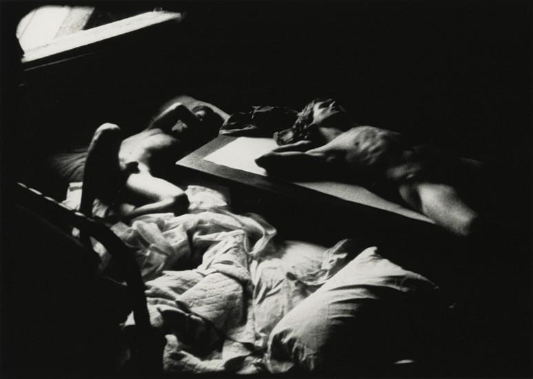 """James Herbert, from """"Hotel"""" 1984 1989, Vintage gelatin silver print; printed 1993"""