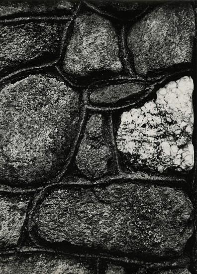 Gita Lenz, Rock Design no later than 1952, Vintage gelatin silver print