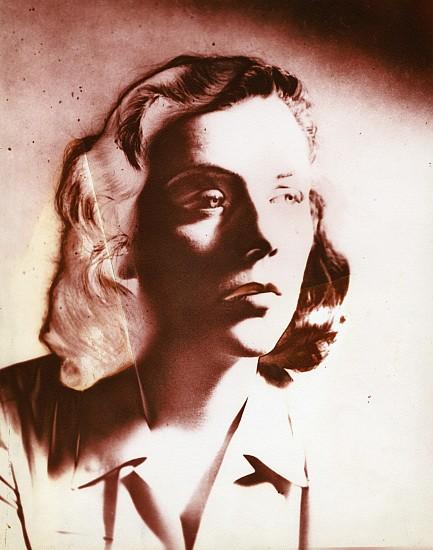 Josef Breitenbach, Patricia, New York 1942, Vintage toned gelatin silver print