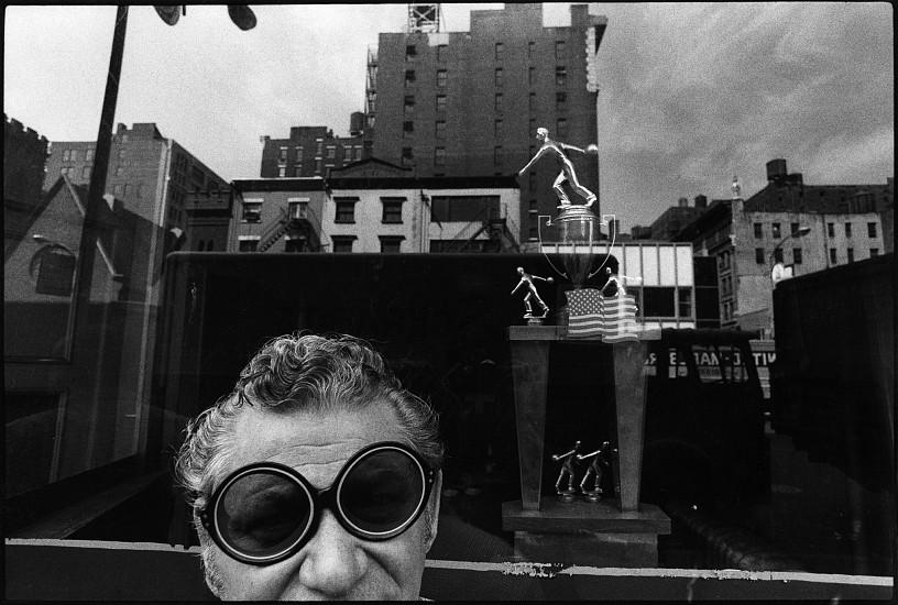 Robert D'Alessandro, Sixth Ave, New York City 1969, Vintage gelatin silver print