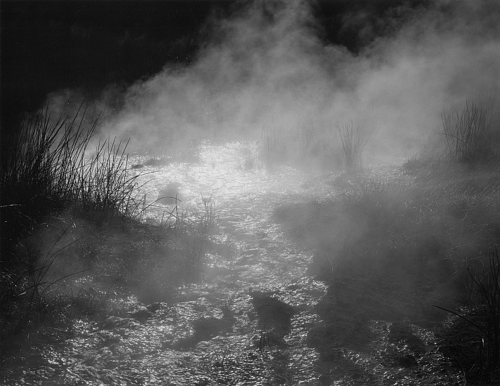 Oliver Gagliani, Untitled, Grover Hot Springs State Park, California 1962, Vintage gelatin silver print