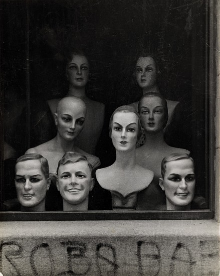 Ferenc Berko, Budapest 1937, Vintage gelatin silver print