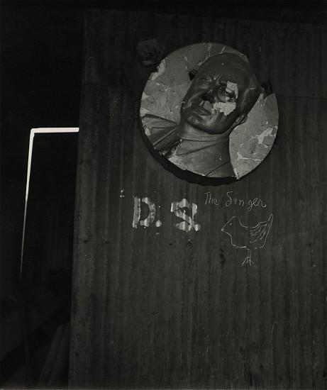 Gita Lenz, Untitled late 1940s - 1950s, Vintage gelatin silver print