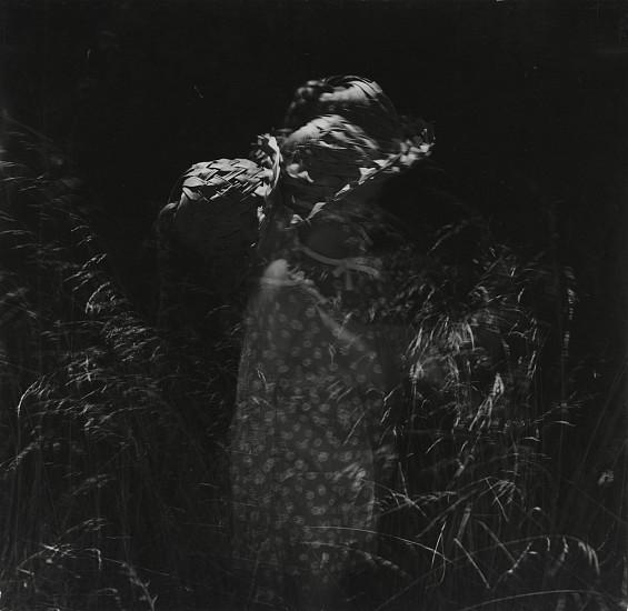 Ralph Eugene Meatyard, Flowers in Motion c. 1960, Vintage gelatin silver print