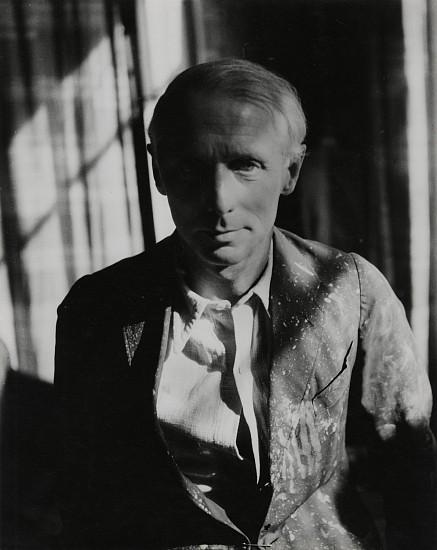 Josef Breitenbach, Max Ernst, Paris 1938, Vintage gelatin silver print