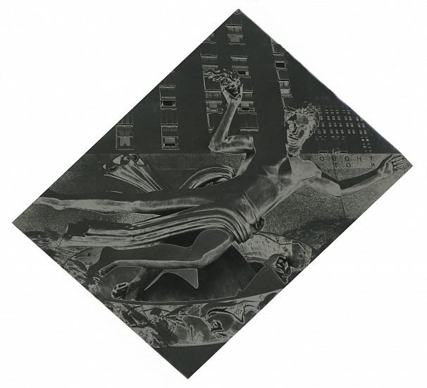 Jean Moral, Untitled (Rockefeller Center, New York) 1935, Vintage gelatin silver print